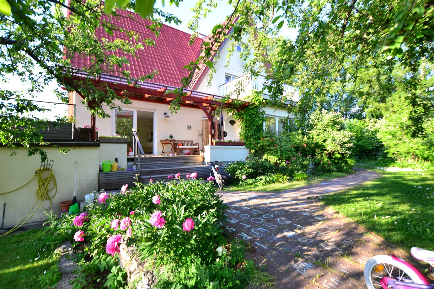 Saare 20, Pirita, Tallinn, Harjumaa
